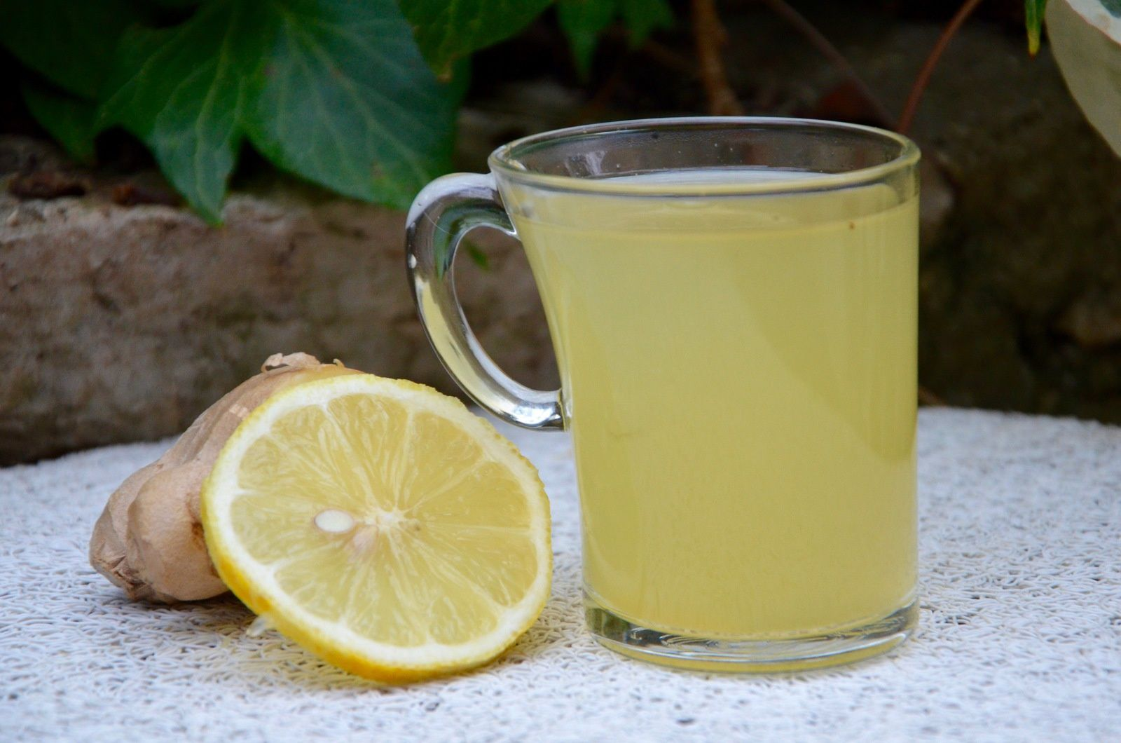 Honey Lemon Ginger Tea (Inde)