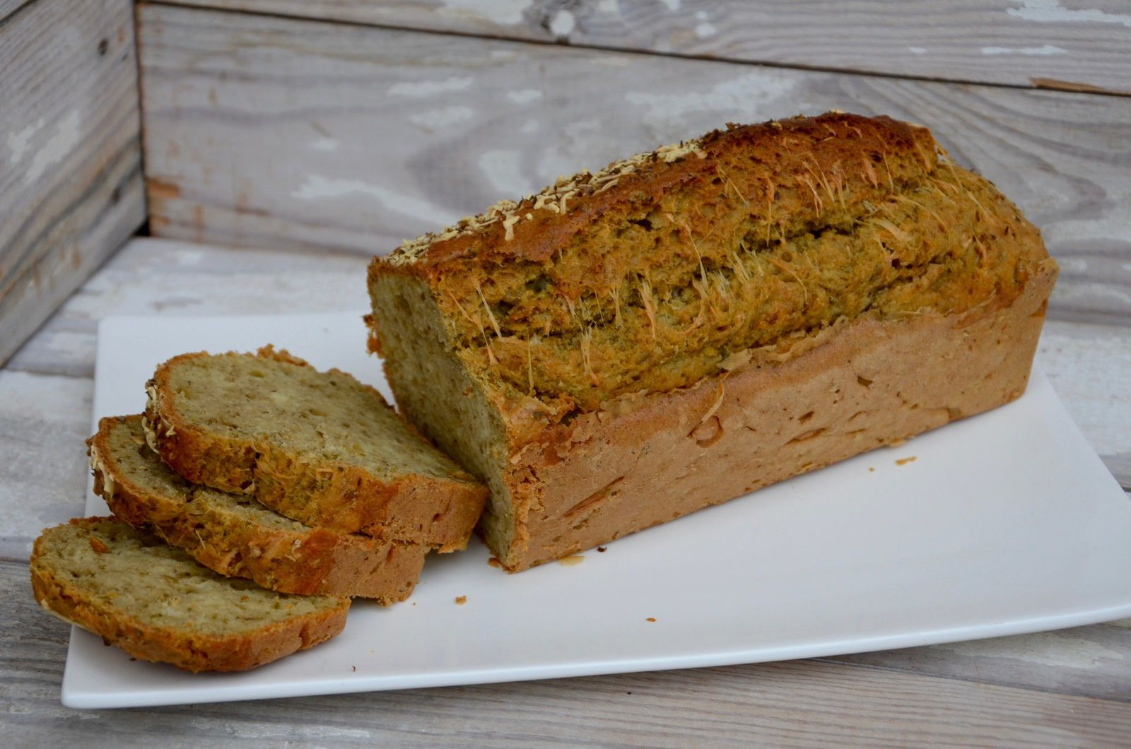 Cake Au Pesto Thermomix