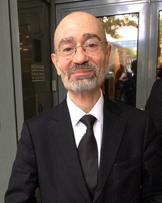 Le Grand-Maître Marc Henry au congrès de 2014. Photo JL Turbet.