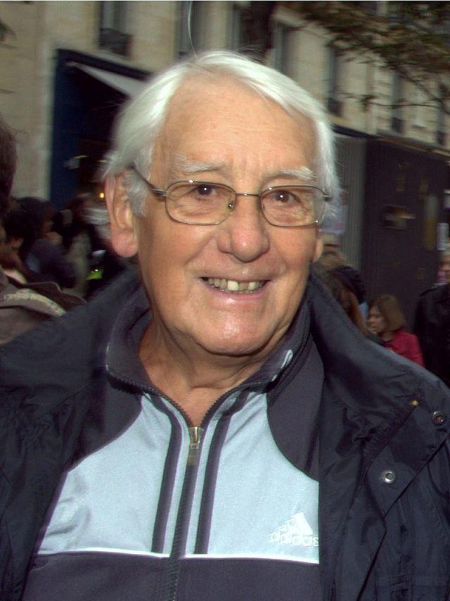 Guy Georges dans le cortège de l'UNSA lors de la manifestation « retraites » du 2 octobre 2010