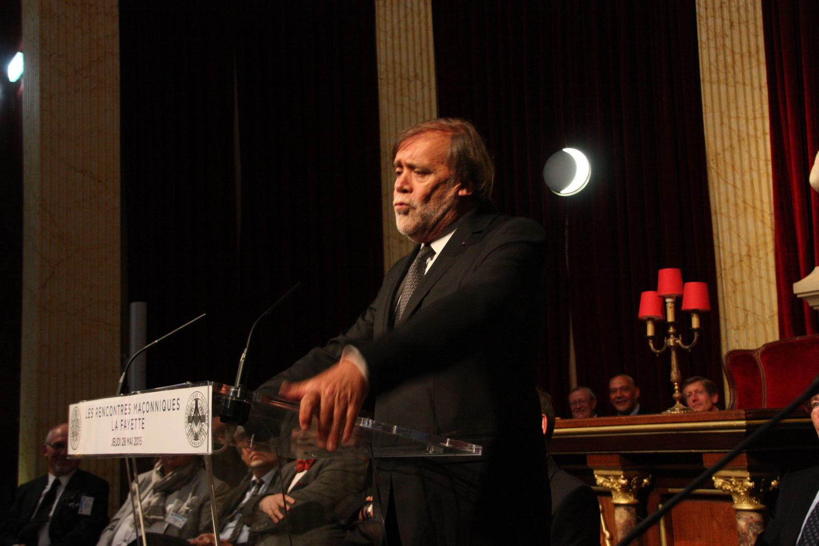 Jean-Pierre Servel (photo Patrick Lafourcade)