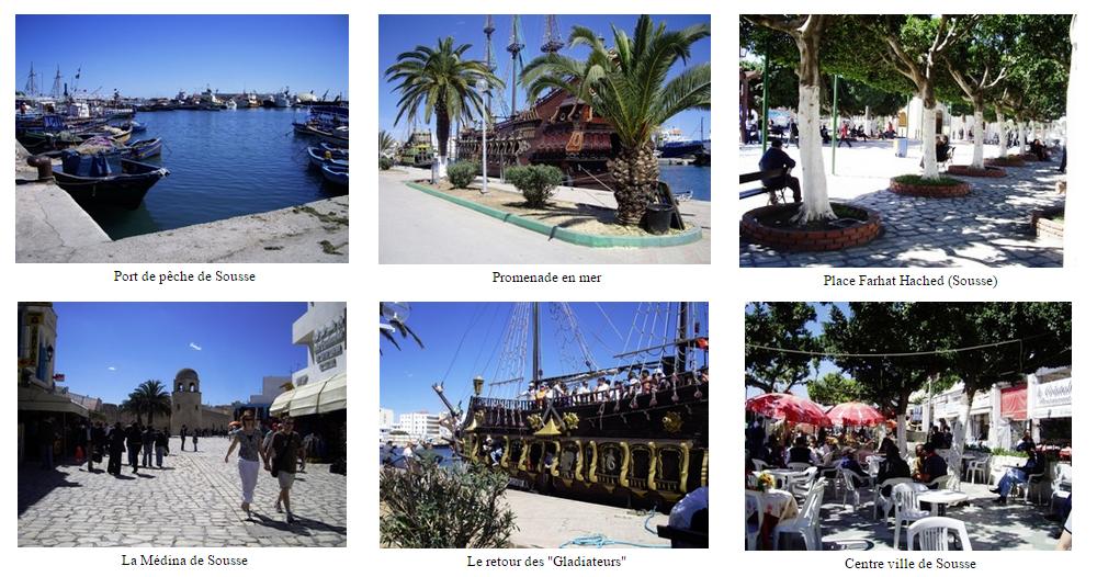 Le tourisme, ressource indispensable pour la Tunisie démocratique et laïque. Cible de Daesh !