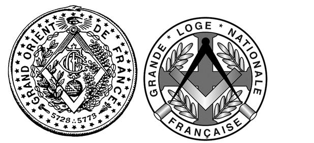 """Lyon. Colloque GCG (GODF) et GCF (GLNF) """"Sources et Esprit du Rite Français"""" 24 octobre 2015"""