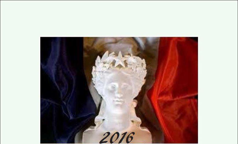2016 : Vœux Sous la Voûte étoilée...