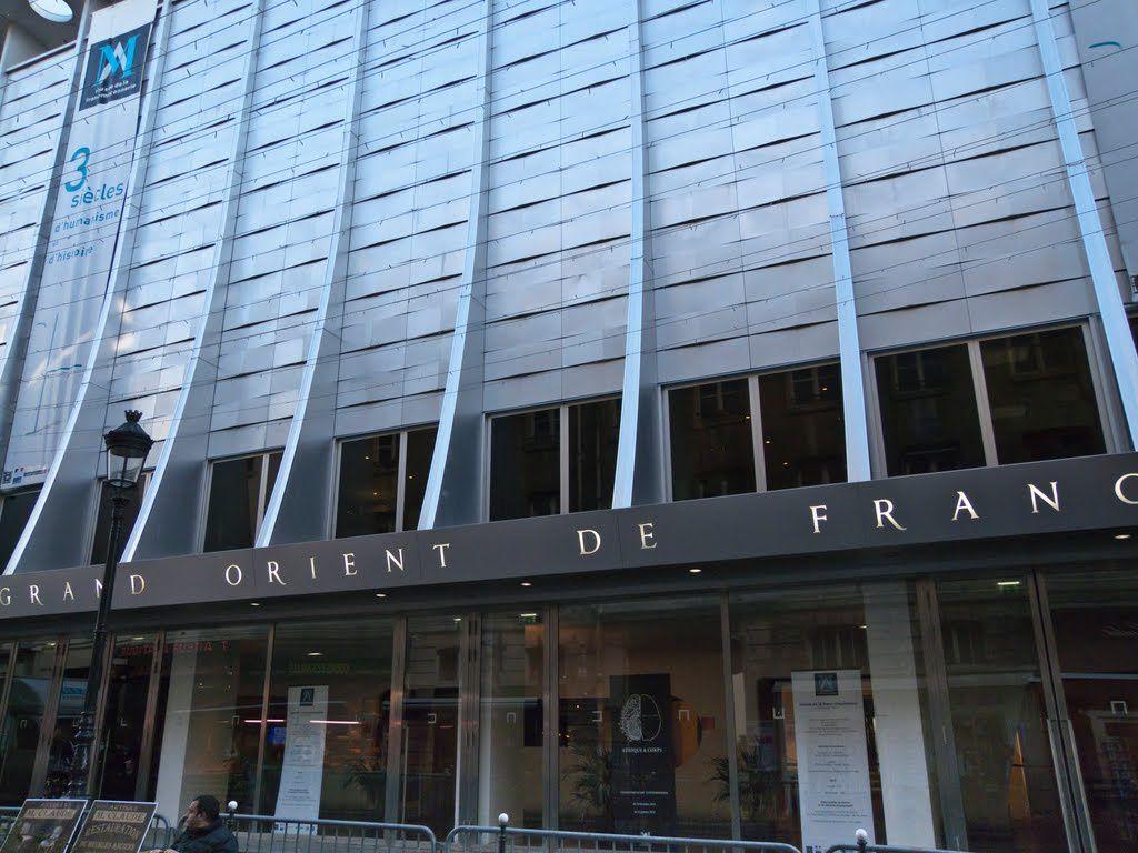 Tricentenaire de la franc-maçonnerie : Le GODF...