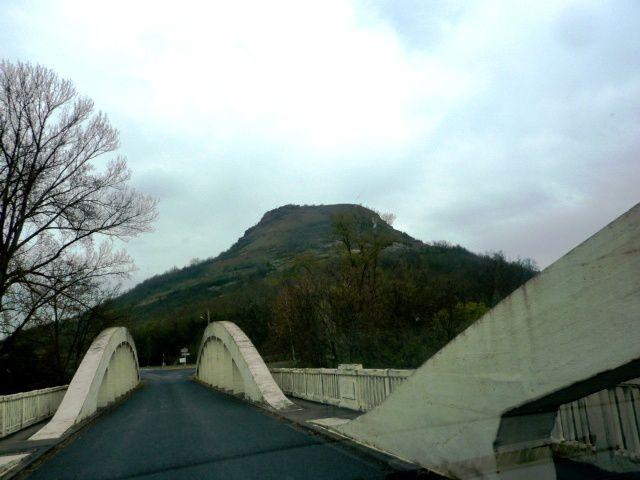 Le pont sur l'Allier à Nonnette