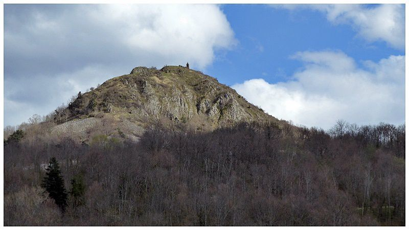 Pic du Brionnet près de Saurier (63)