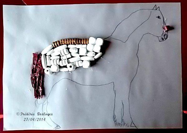 ATELIER &quot&#x3B;VACANCES&quot&#x3B; : les animaux de la ferme