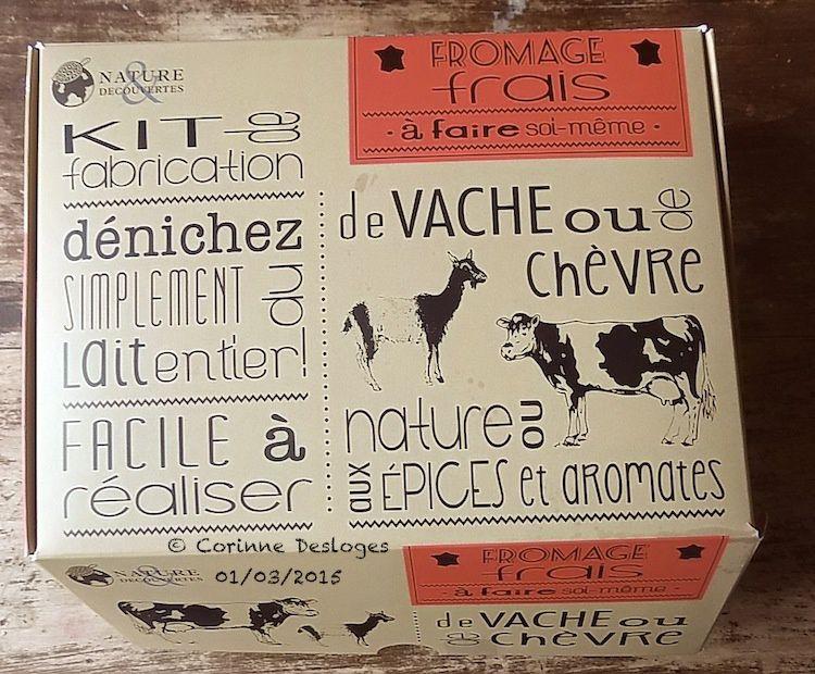 "kit ""fromage maison"""