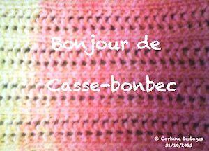 AVEC MES TUTO : Solange a adapté la robe &quot&#x3B;Rainbow&quot&#x3B;