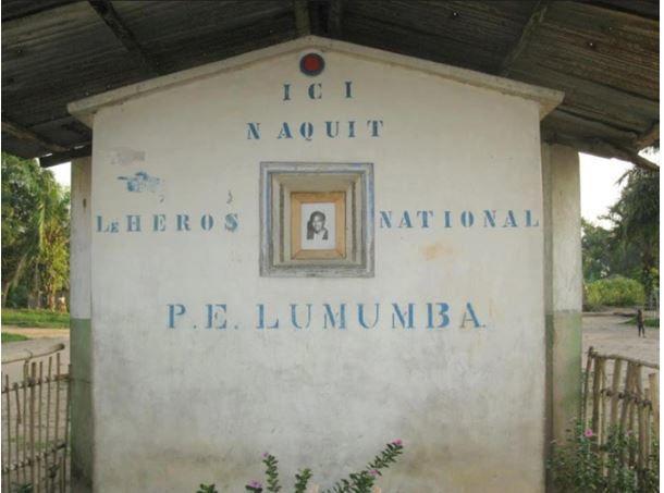 La maison où naquit Patrice Lumumba