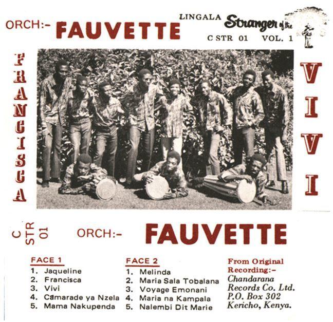 Orchestre FAUVETTE