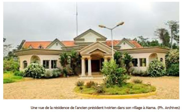 Résidence de Laurent Gbagbo