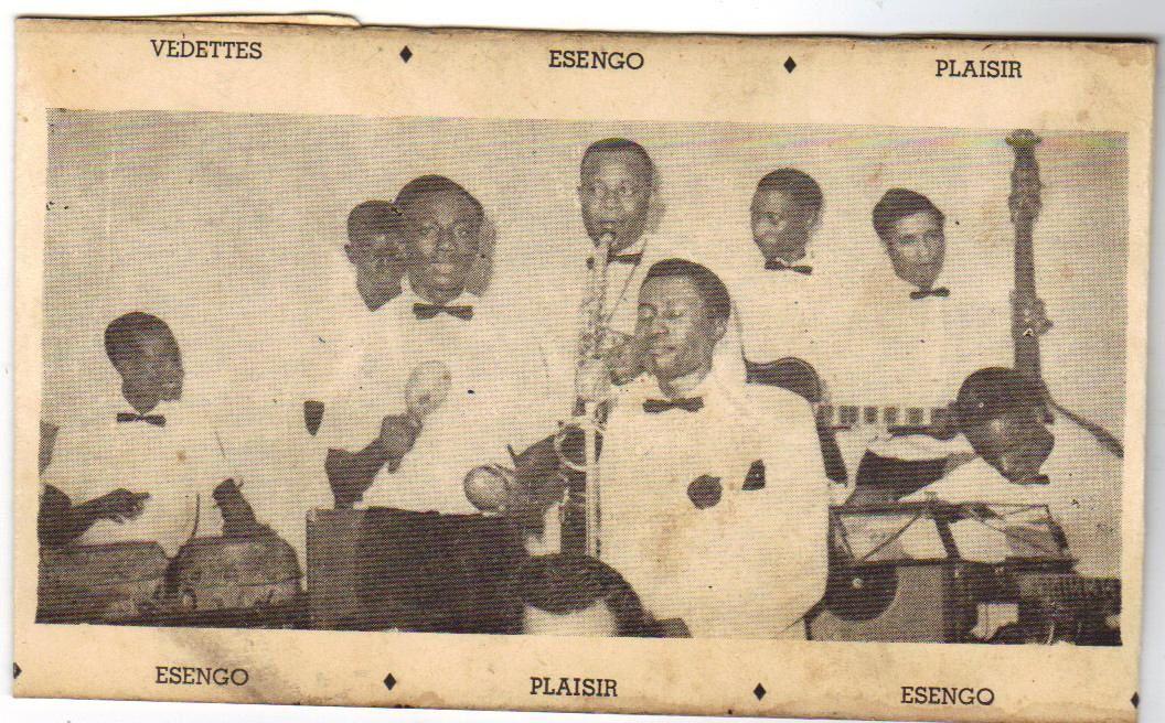 African-Jazz 1957