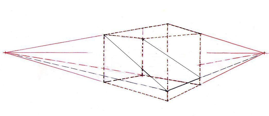 Perspective D Un Escalier Images : Perspective oblique d un escalier les bases du dessin
