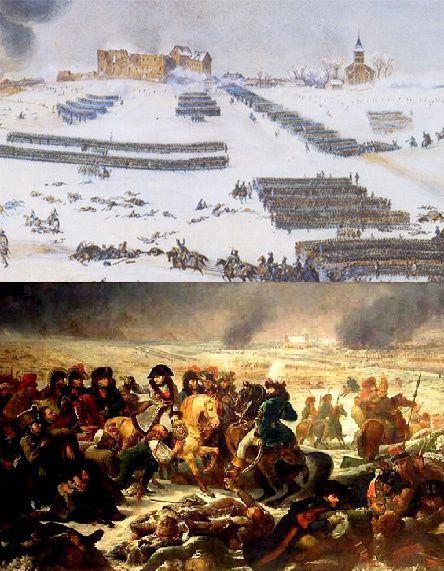 Bataille d'Eylau - 1807