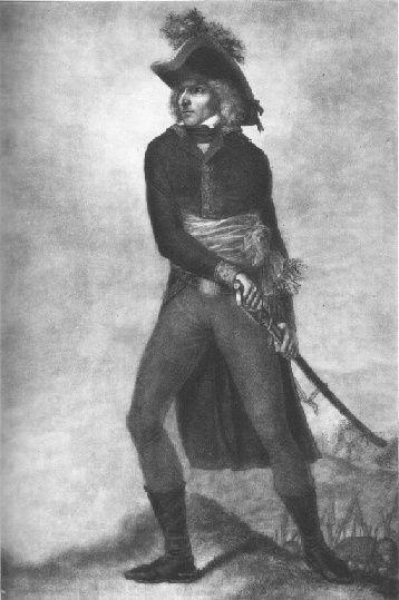 Bernadotte, général de la République