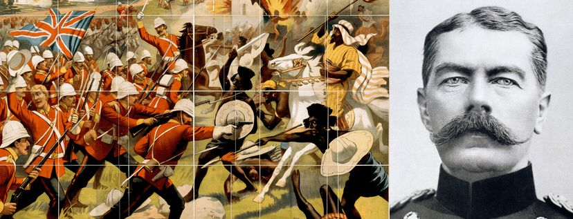 "L'armée britannique face à l'""armée du Mahdi"" (1898)"