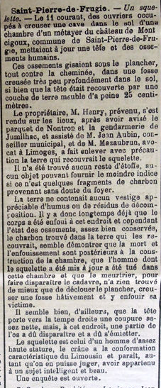Source : Radio France, Archives départementales de Haute-Vienne