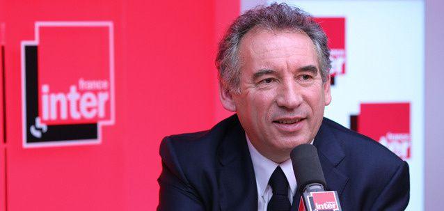 François Bayrou à France Inter le 1er juin 2014