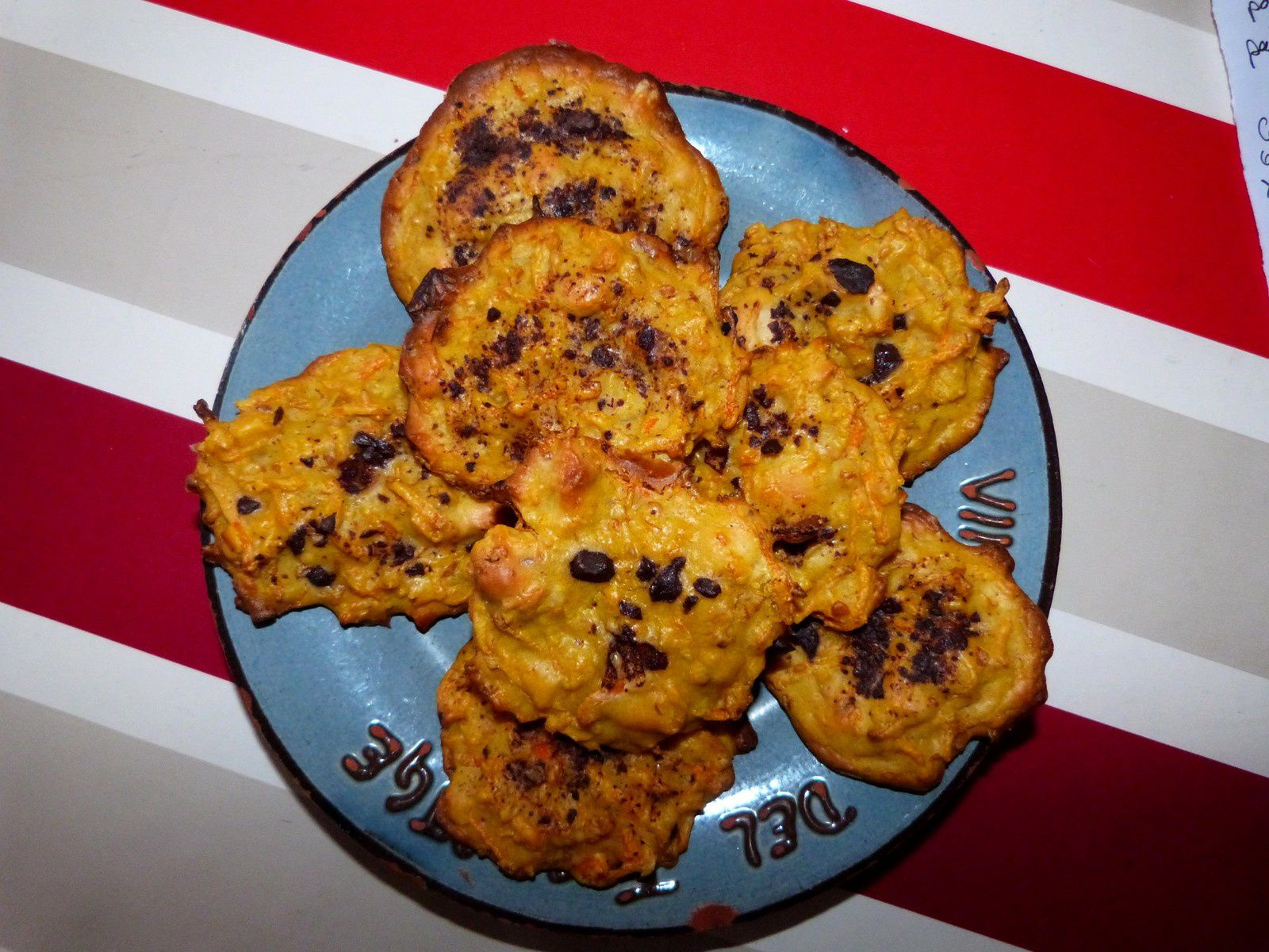 COOKIES CAROTTES