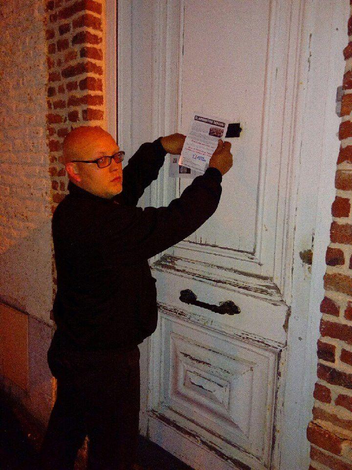 Le Parti de la France dit « non » à l'arrivée de migrants à Cassel (59)