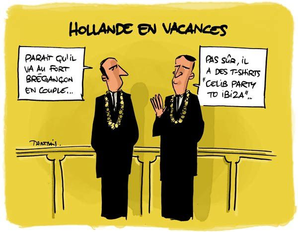 Hollande en vacances