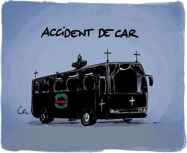 Accident de car