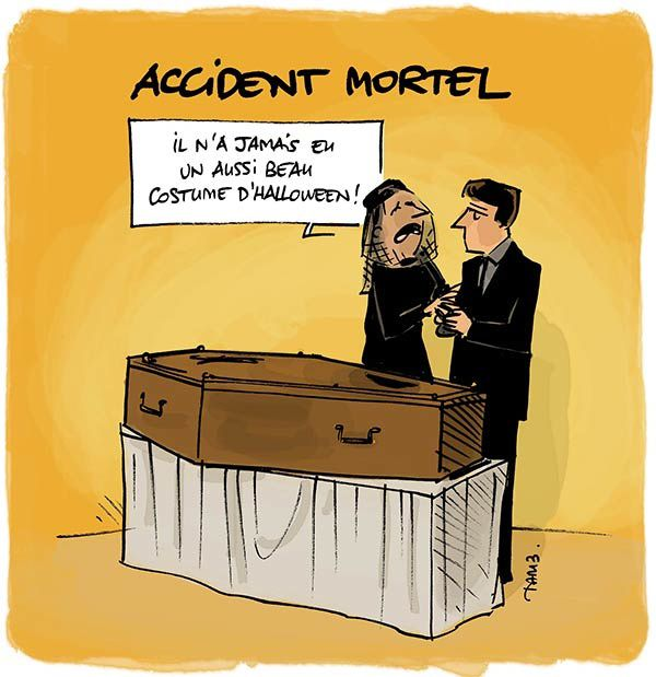 Accident mortel
