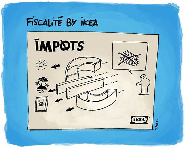 Fiscalité by Ikea