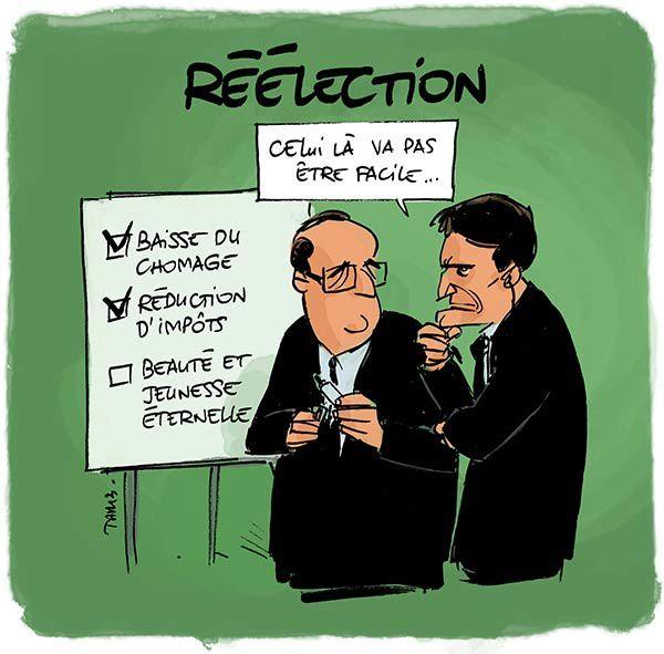 Réélection