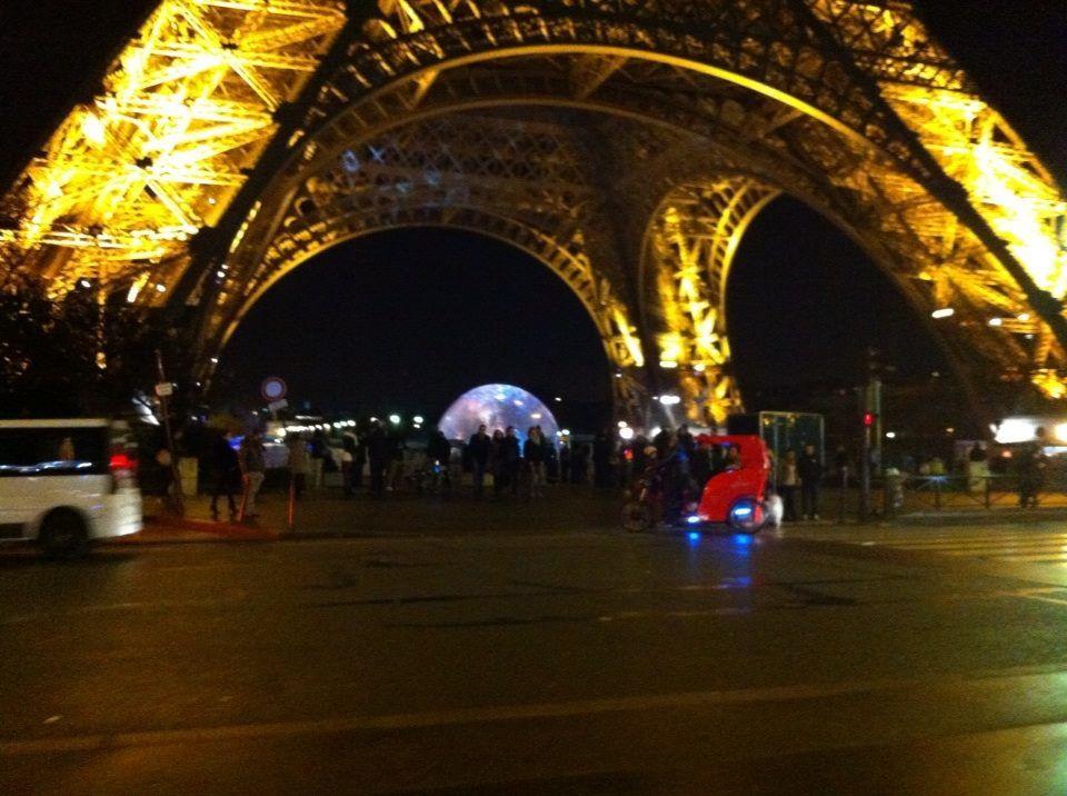Paris ne cesse de copier janvry !
