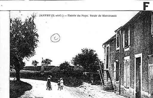 chroniques de mon village : janvry ,les enfants d'ici et d'ailleurs