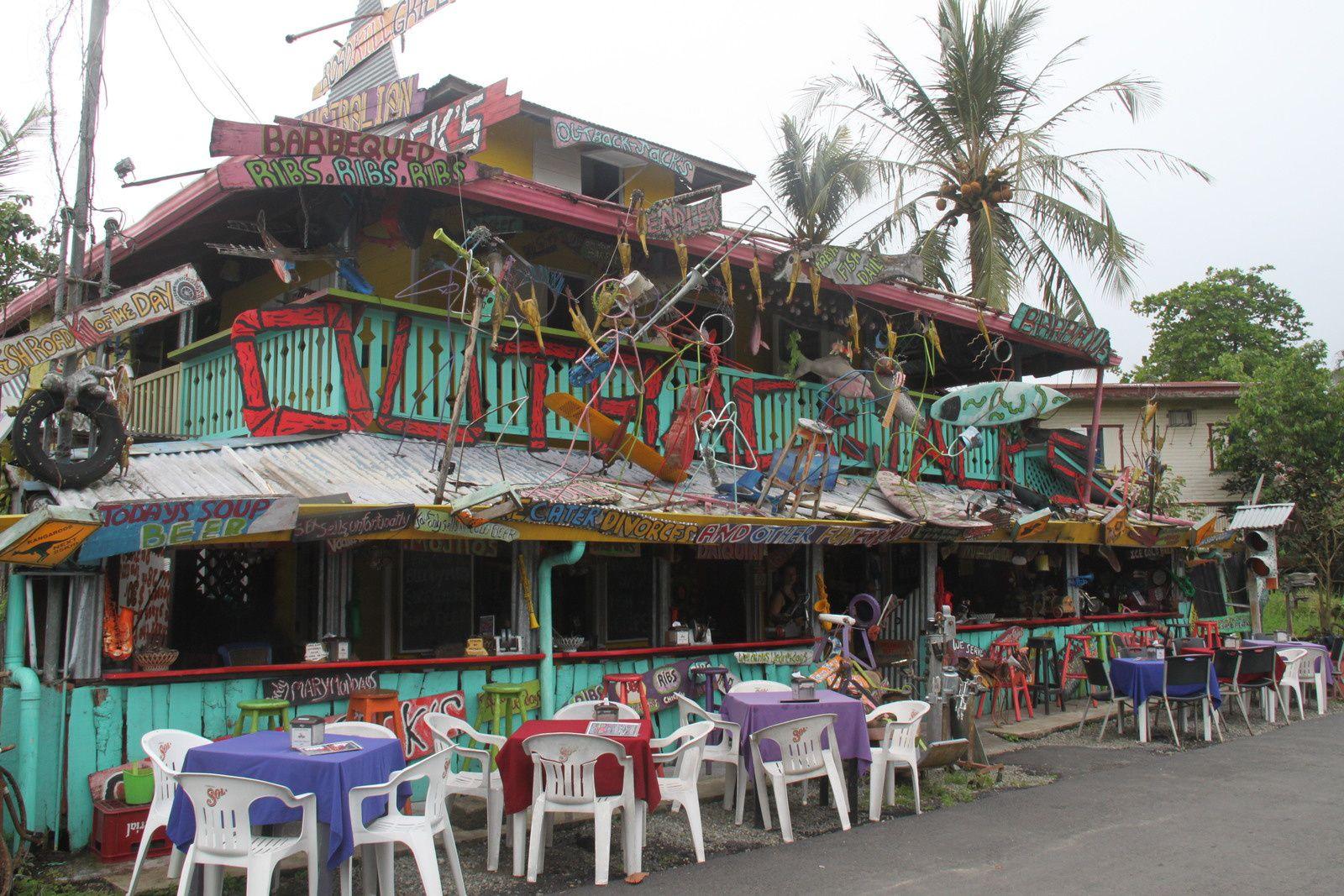 cahuita dans les caraibes