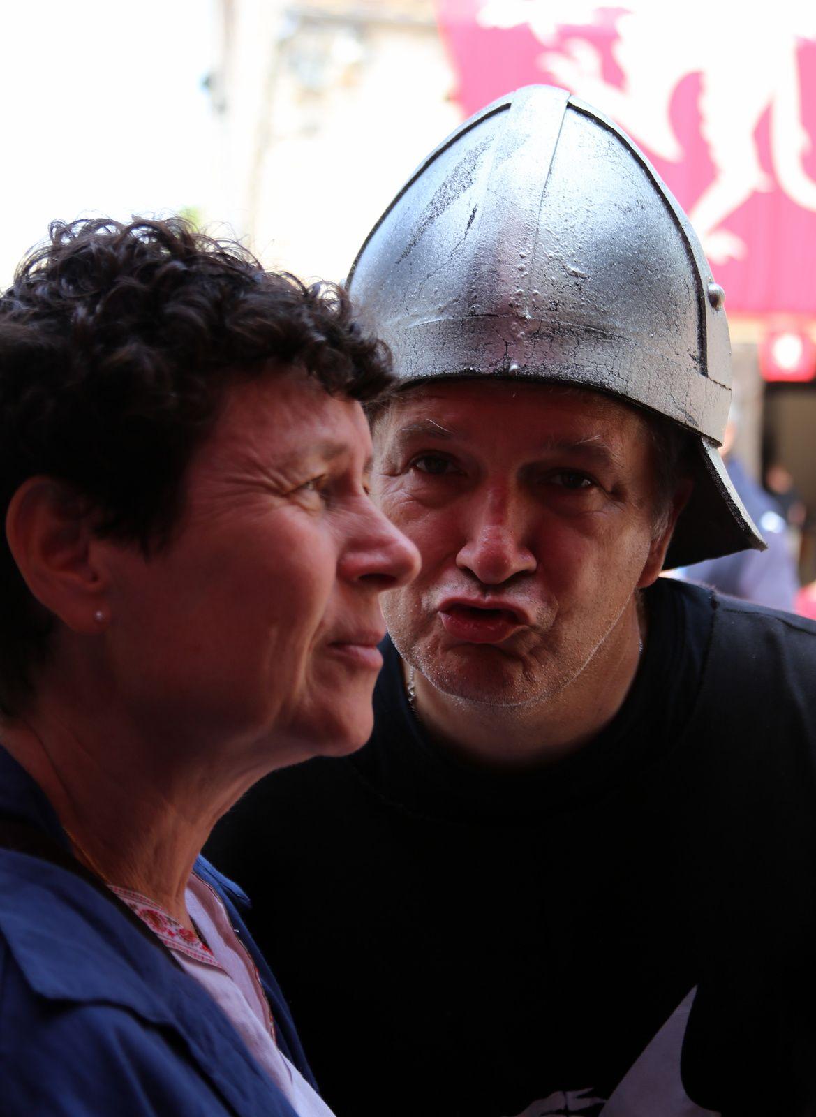 fête médiévale de janvry : quelques photos,mieux que de longs discours