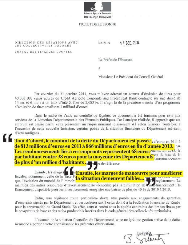 porter plainte pour insincérité des comptes publics contre jerome guedj et son vice président aux finances