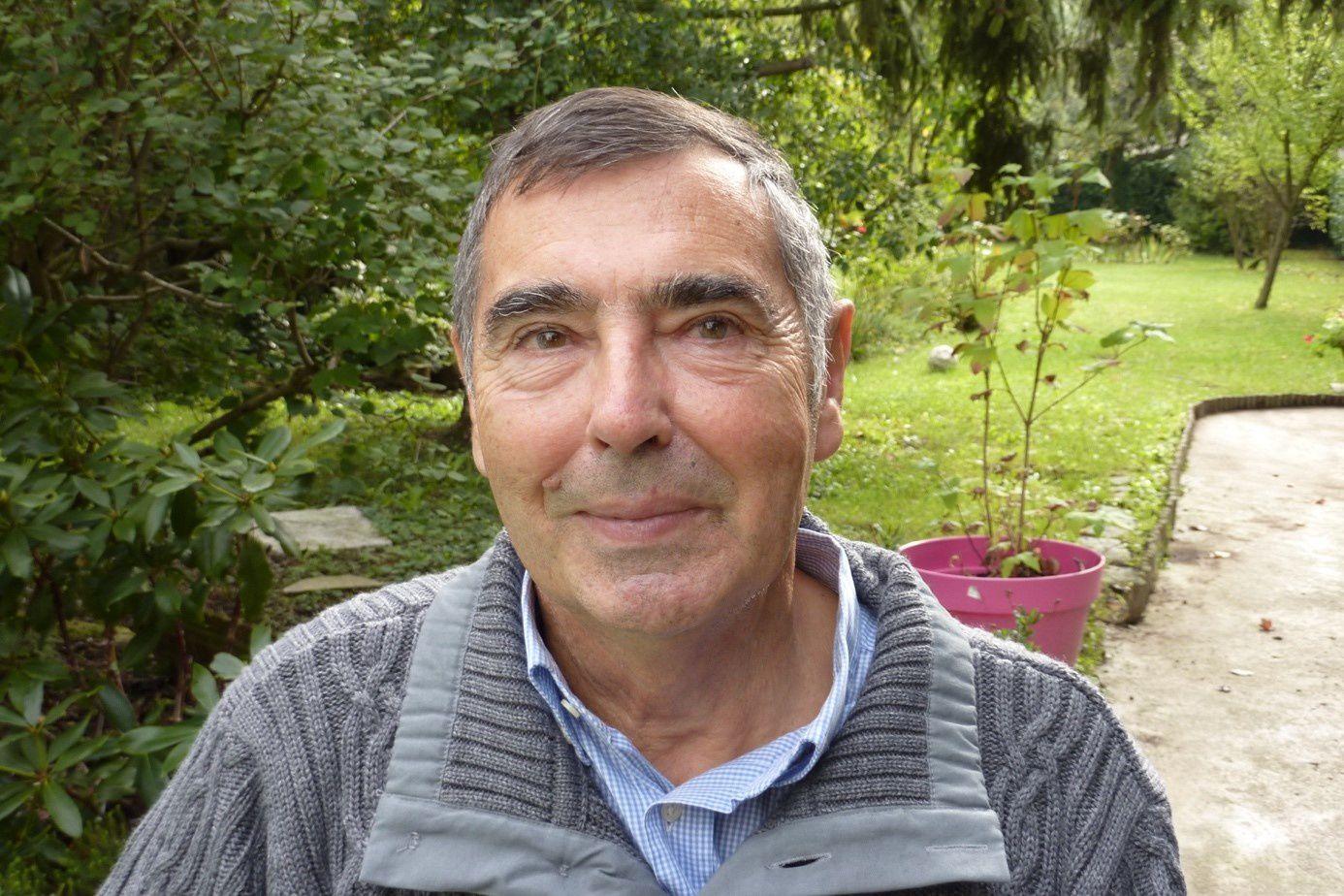 UNE INITIATIVE DE PATRICK DAMOLINI,un passionné de longjumeau