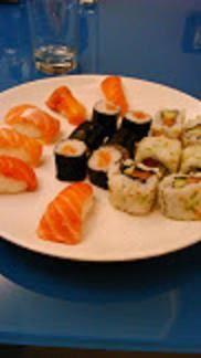 Des sushi et maki au Labo Culinaire