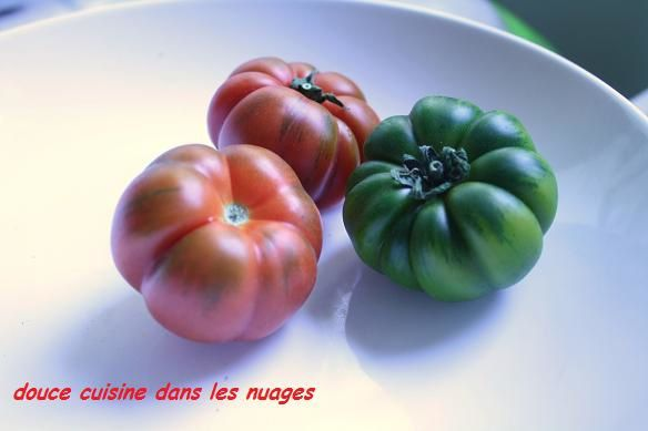 tomates Marinda