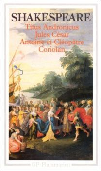 Coriolan de William Shakespeare (GF Flammarion)