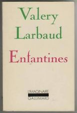 Citation de Valery Larbaud : vie réelle...
