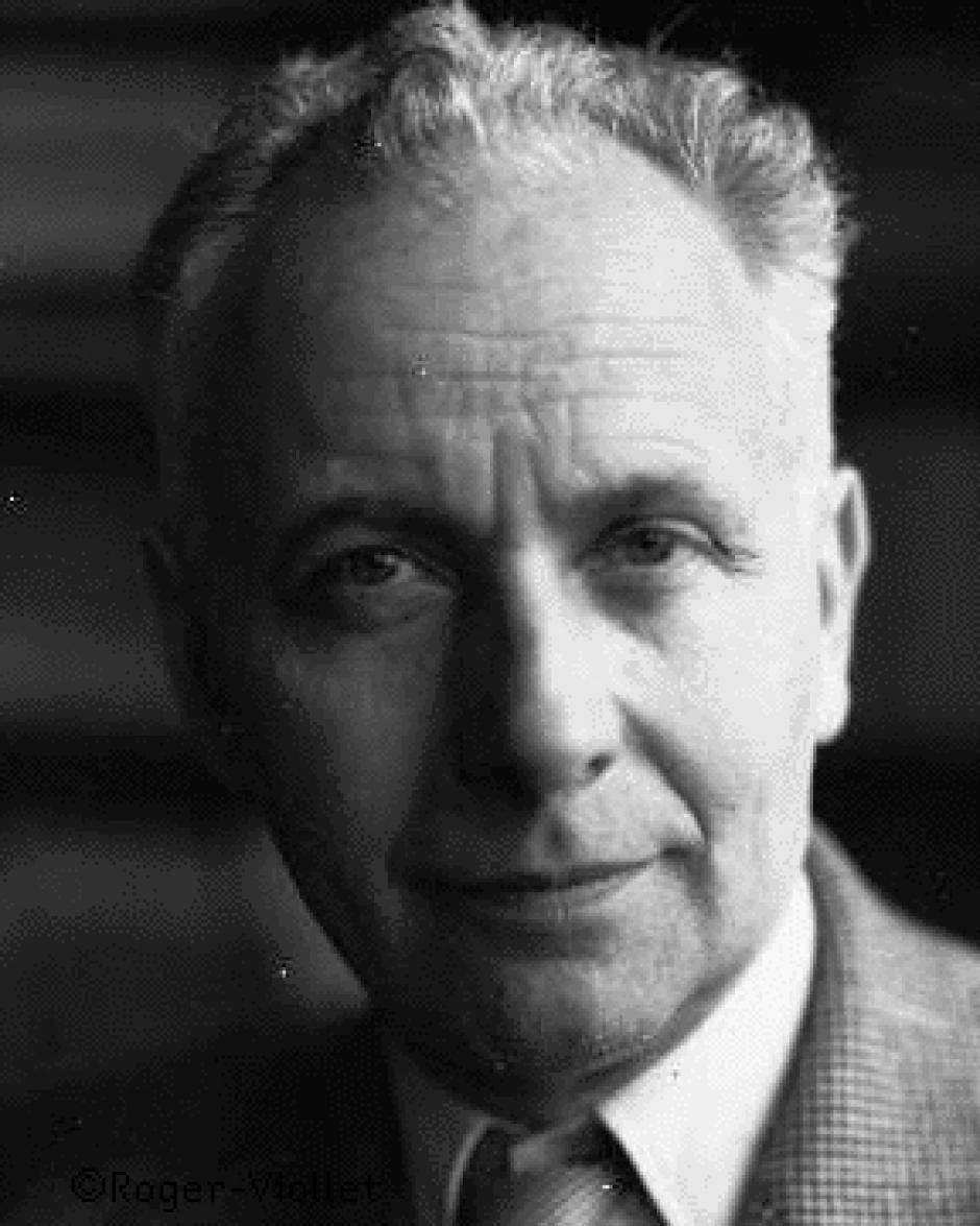 Citation de Louis Aragon : Le propre du génie