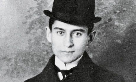 Citation de Franz Kafka sur l'enthousiasme humain