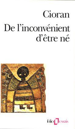 Citation de E.M. Cioran sur la vision de soi