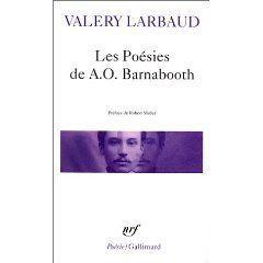 Lire la poésie : de A à Z... (22/50) - L comme Larbaud