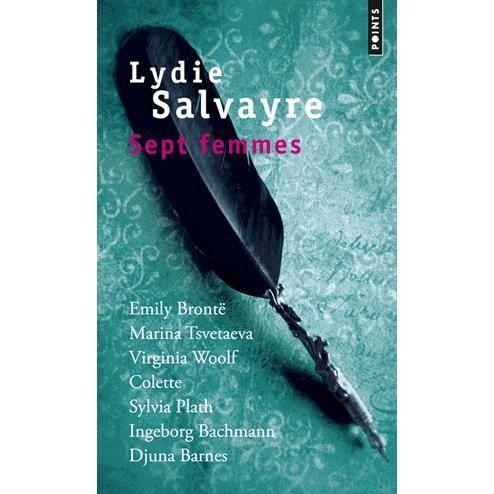 Sept femmes de Lydia Salvayre (Points-Seuil)