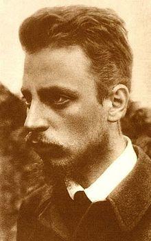 Lire la poésie : de A à Z...(36/50) - R comme Rilke