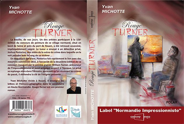 Rouge Turner D ' Yvan Michotte (Editions Cogito)