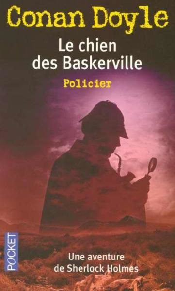Le chien des Baskerville de Sir Arthur Conan Doyle (Pocket)