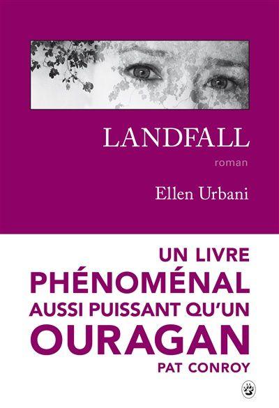 Landfall d'Ellen Urbani (Gallmeister)
